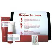 Recipe For Men - SCHNUPPERPAKET - Gesichtsbehandlung box mann