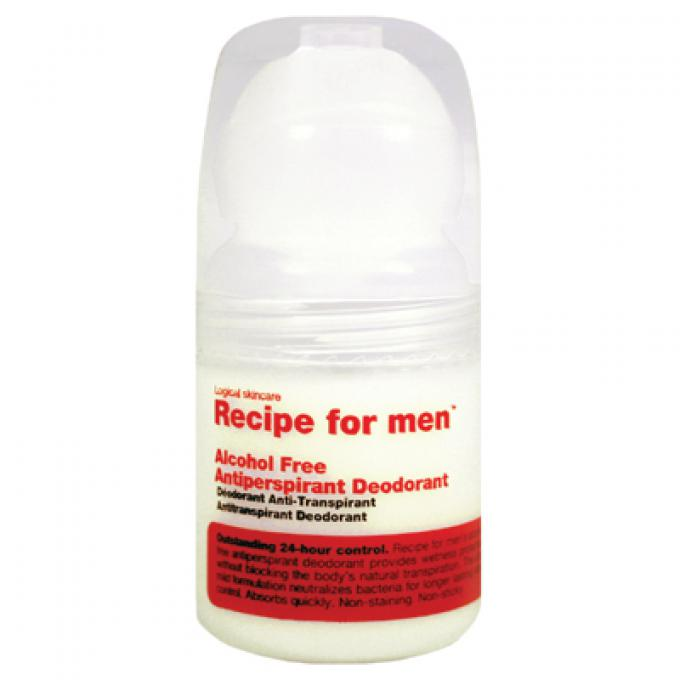 ANTITRANSPIRANT-DEO FÜR HERREN Recipe For Men