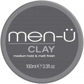STYLING-CREME CLAY Men-ü