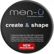 Men-ü - HAARWACHS CREATE & SHAPE - Kosmetikum mann men u