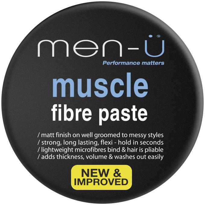 STYLING-CREME MUSCLE FIBRE PASTE Men-ü